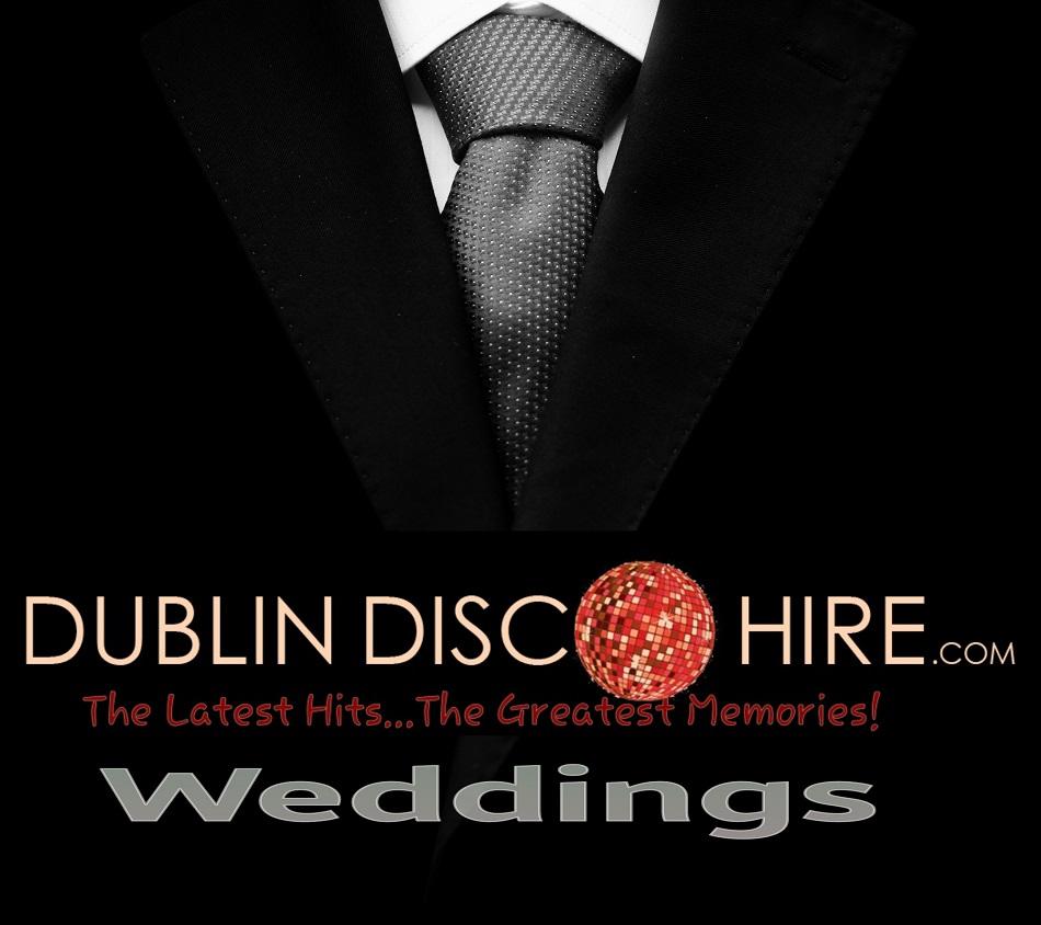 Wedding Djs Dublin Disco Hire
