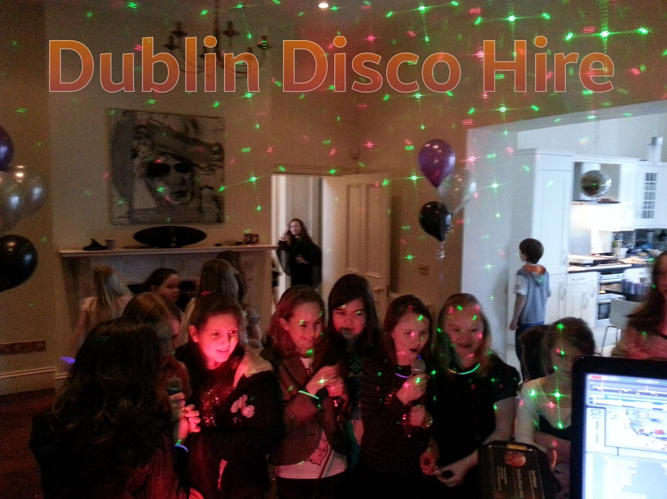Dj For Childrens Party