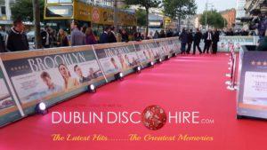 Red Carpet Event Hire